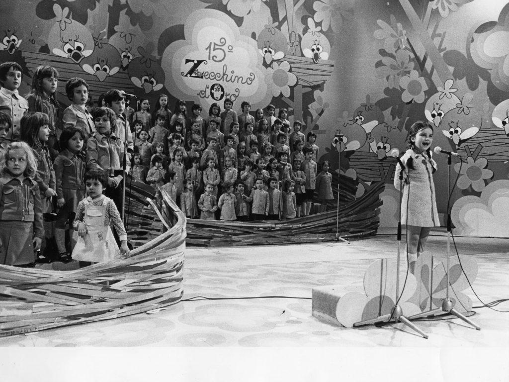 15 Z.O 1973 La sveglia birichina - Caterina Zarelli