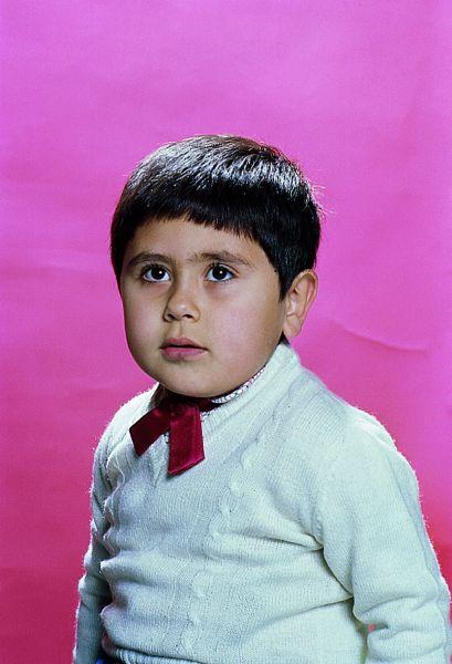 19 Z.O 1976 Gugù bambino dell'età della pietra - Enrico Zanardi